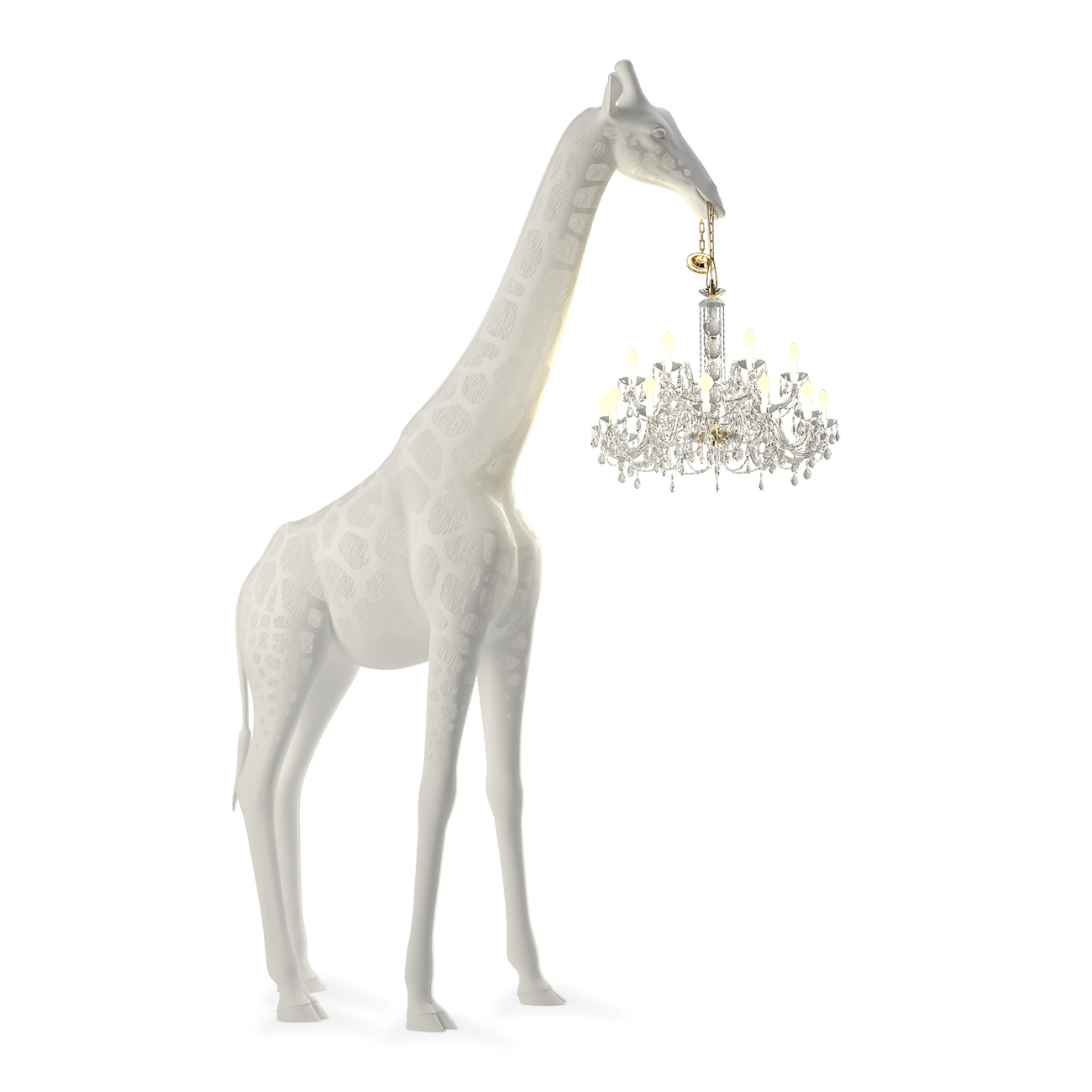 GIRAFFE IN LOVE - Marcantonio design