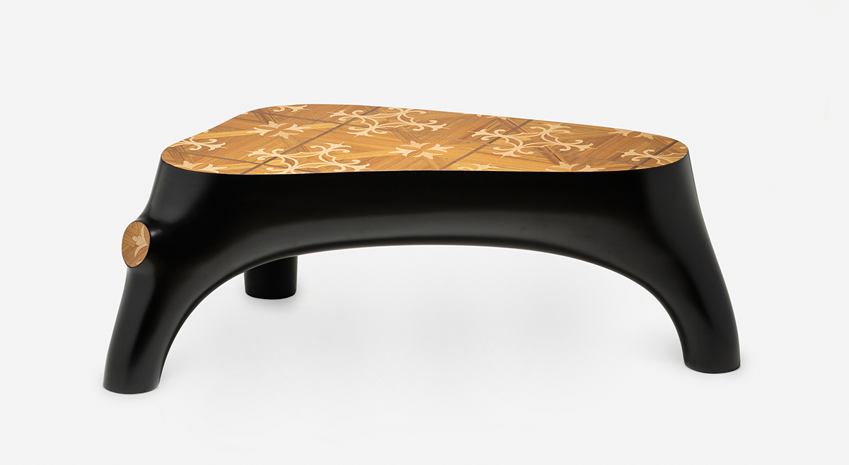 STUMP COFFEE TABLE - Marcantonio design