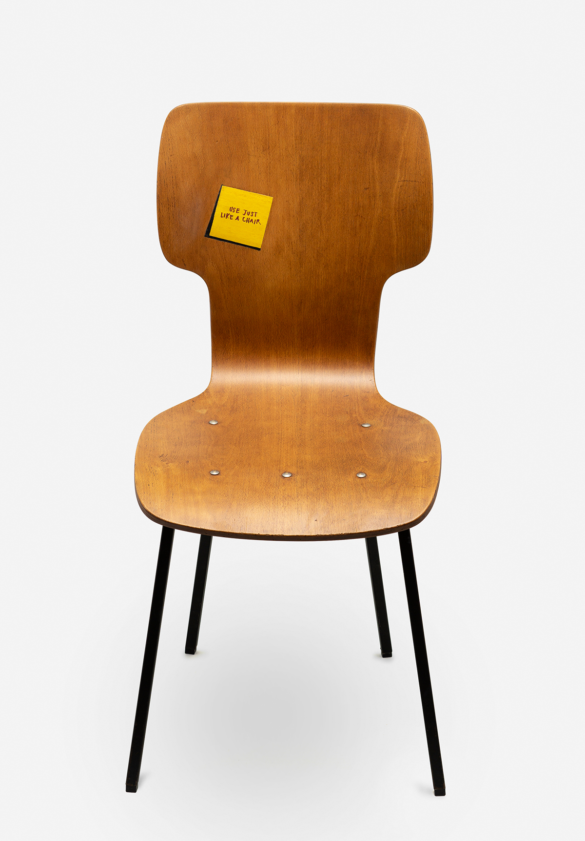 USE JUST LIKE A CHAIR - Marcantonio design