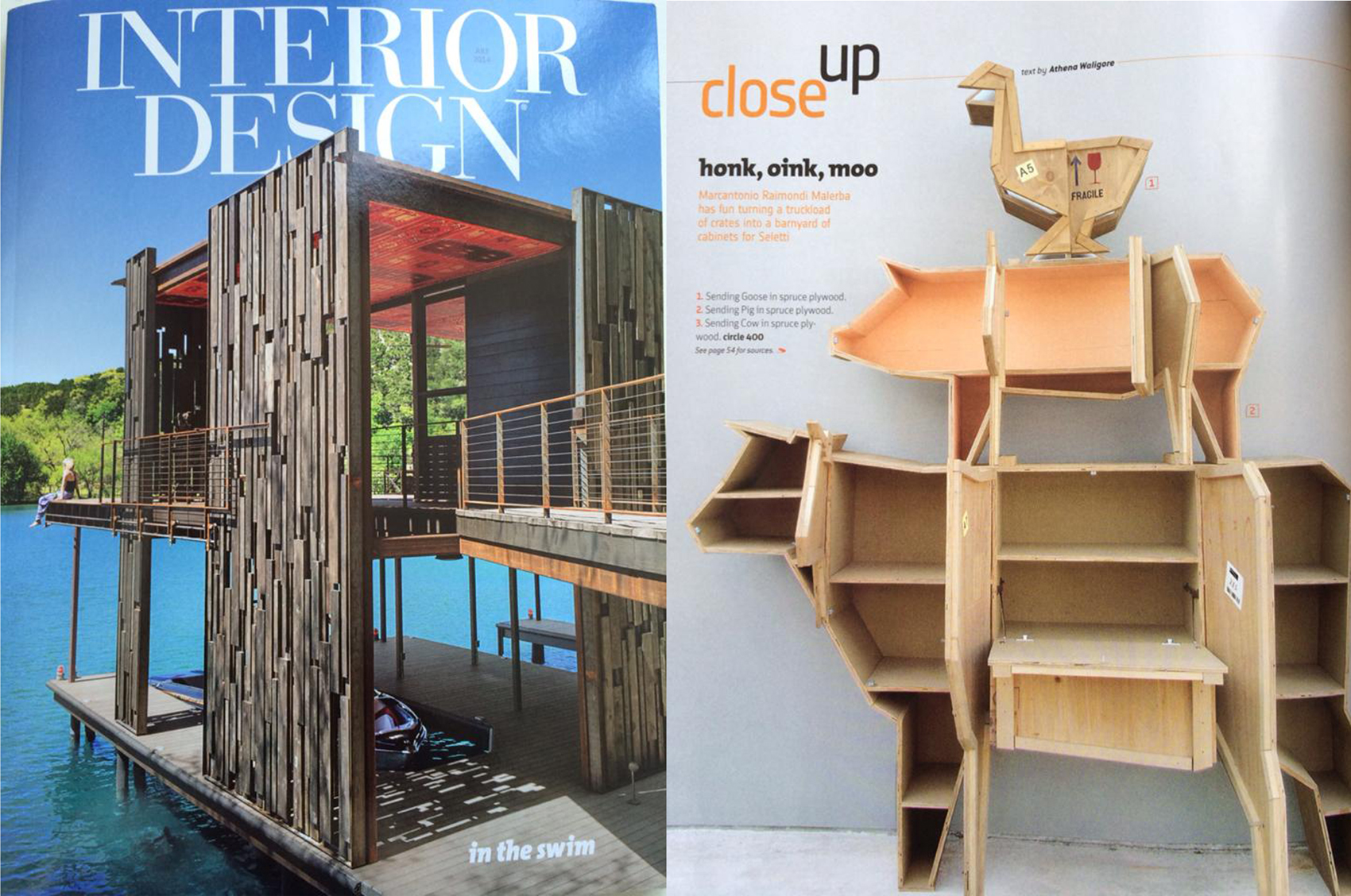 Interior design usa luglio 2014 marcantonio raimondi malerba for Interior design usa