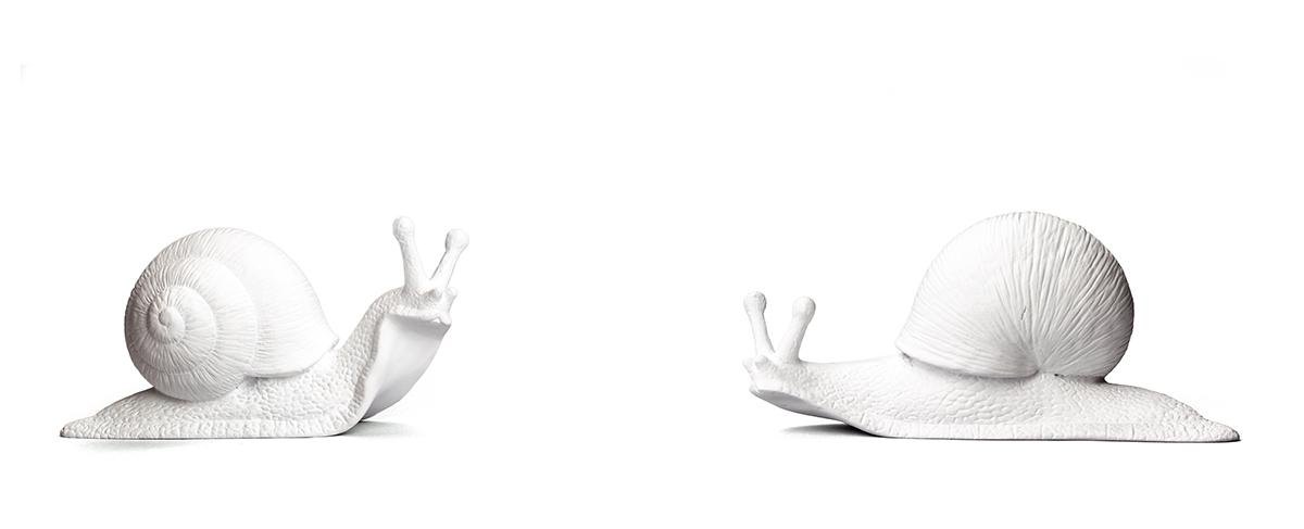 SNAIL HANGERS - Marcantonio design