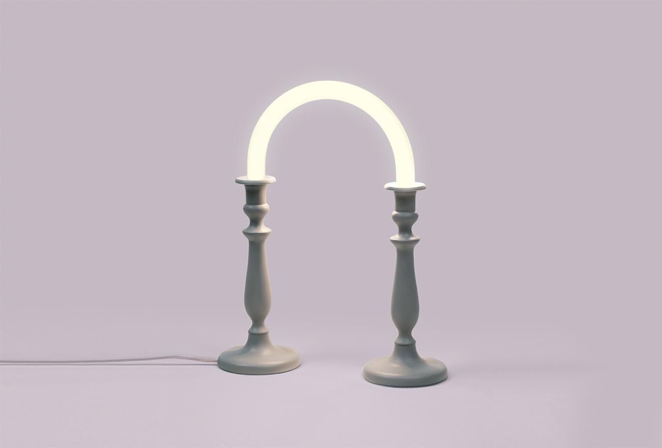 CANDLE TWIN  - Marcantonio design
