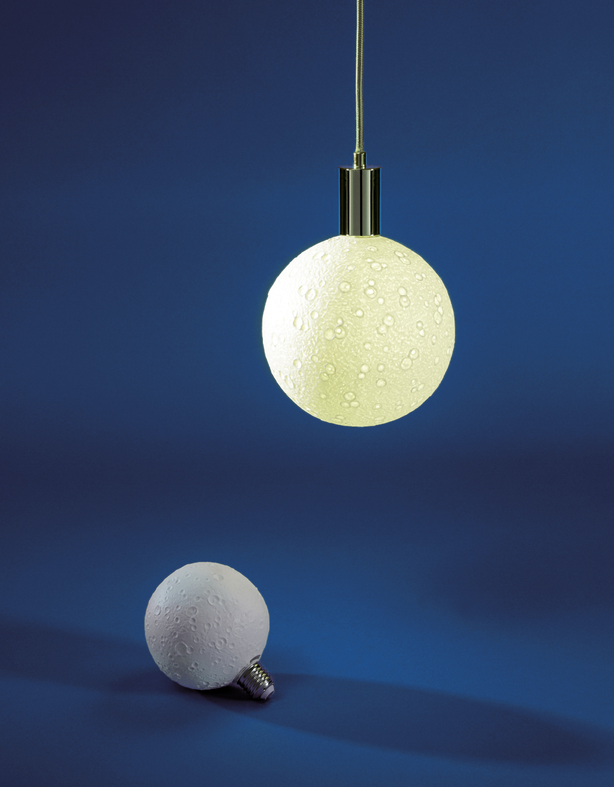 Ask for the moon. Always. - Marcantonio design