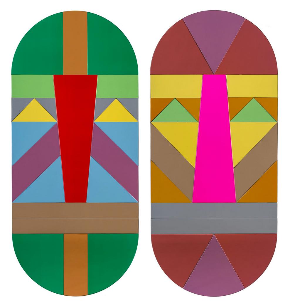 TRIBAL MIRROR - Marcantonio design