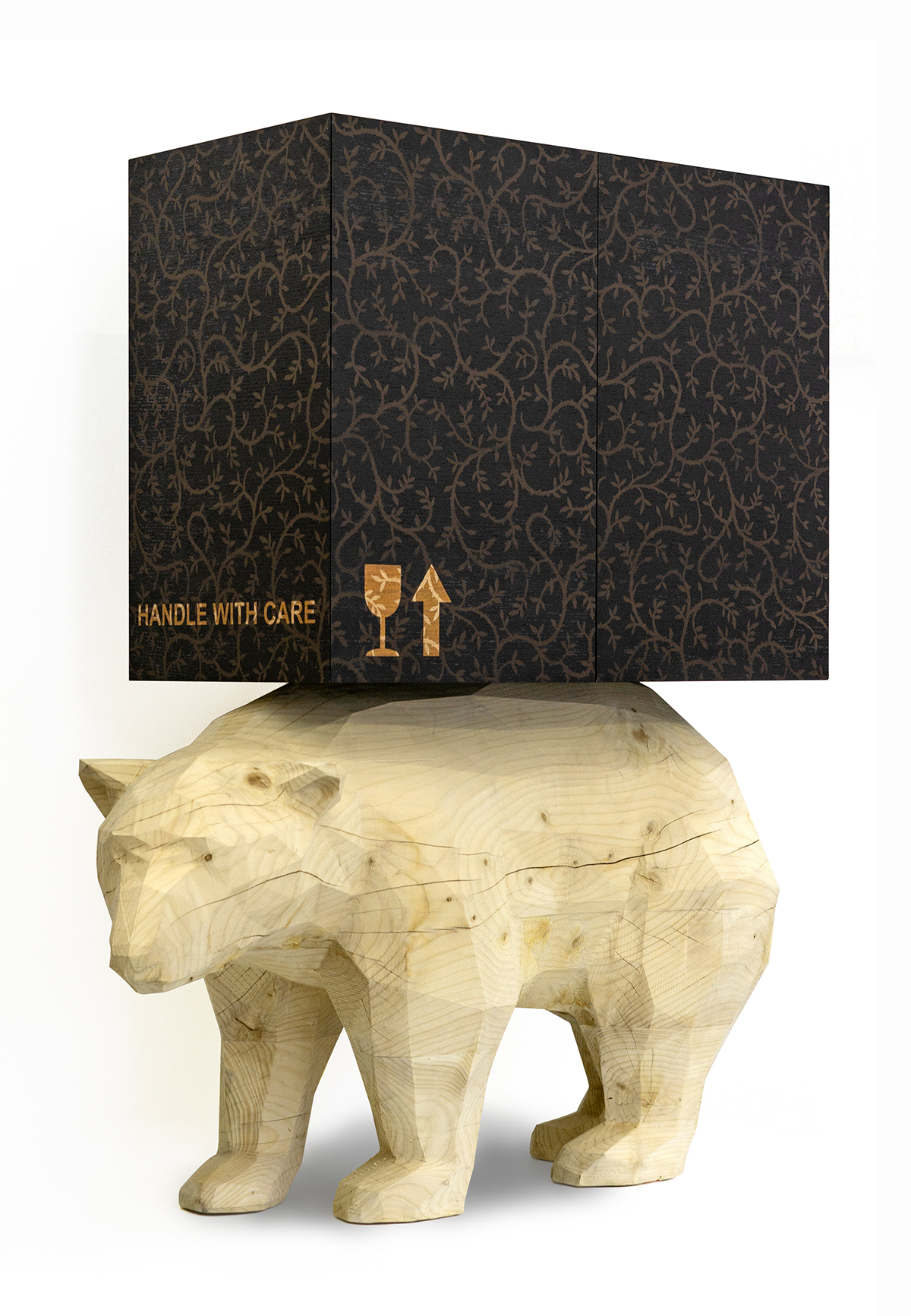 POLAR BEAR CASE - Marcantonio design