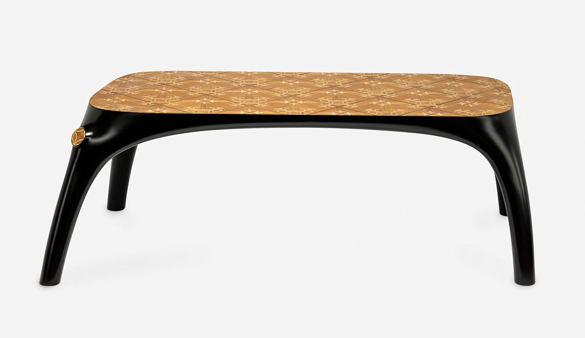 STUMP TABLE - Marcantonio design