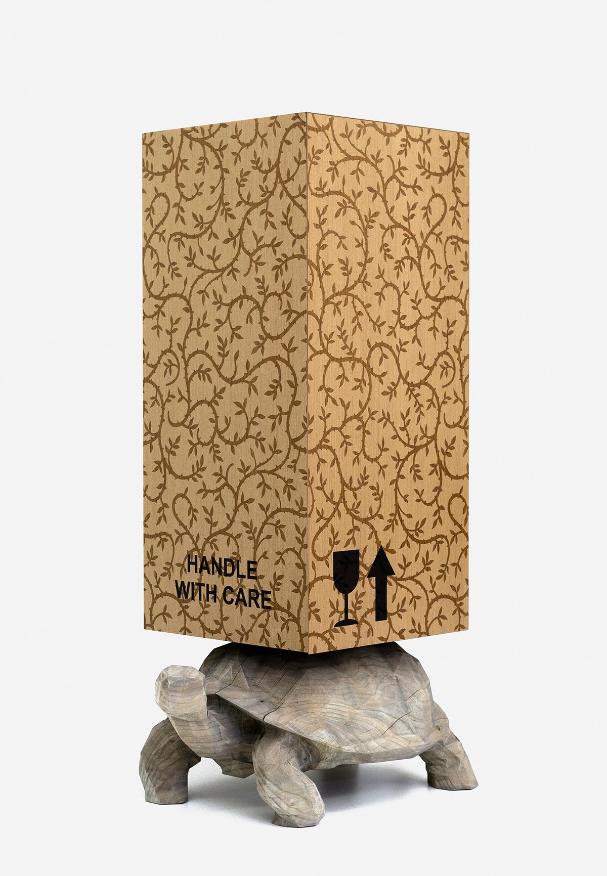 TURTLE CASE - Marcantonio design
