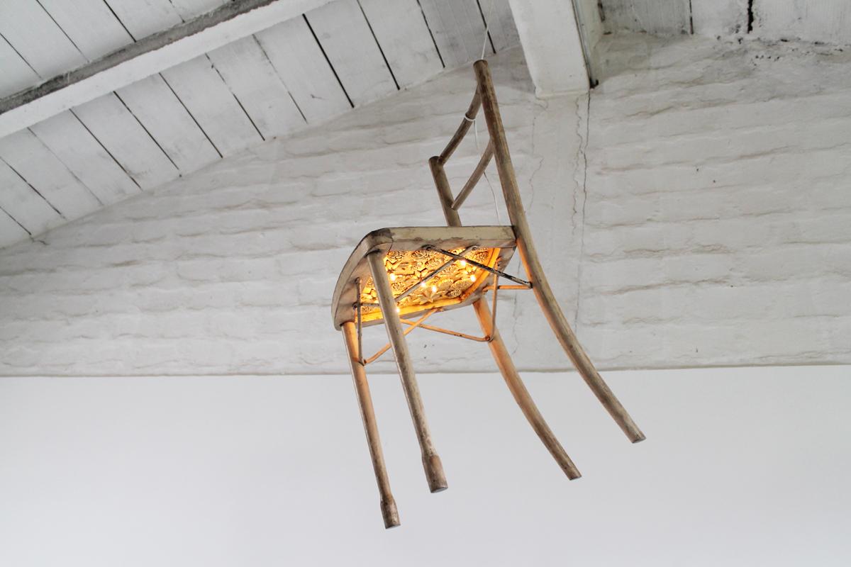 LIGHT CHAIR - Marcantonio design