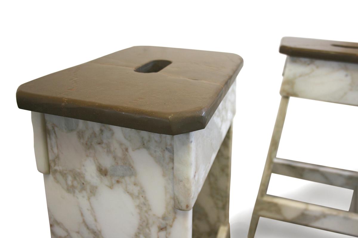 FINE ARTS ACADEMY STOOL - Marcantonio design