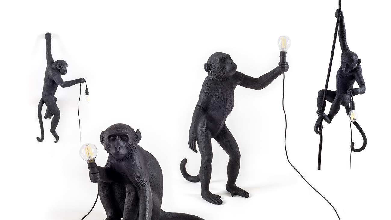 Animal light - Marcantonio design