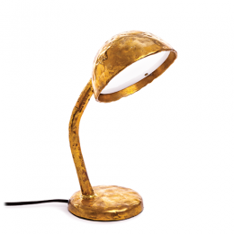 Everyday's finger-modeled objects, made of brass fusion - Marcantonio design