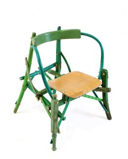 reassembling of old chairs - Marcantonio design