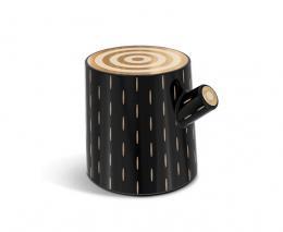 LOG STOOL - Marcantonio design