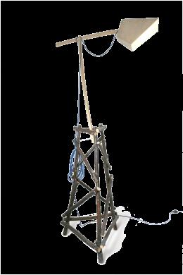 leonardo's lamp - Marcantonio design